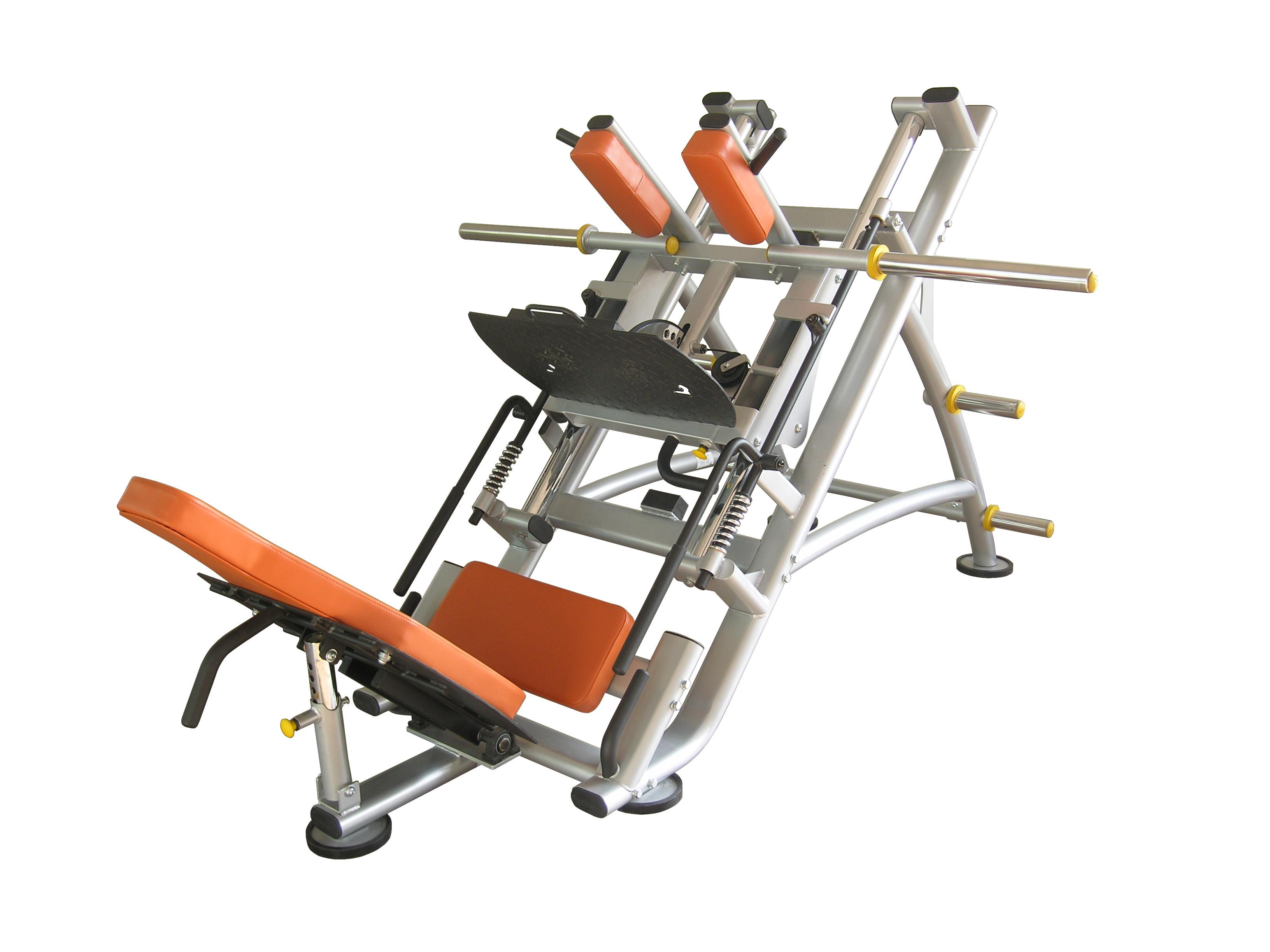 PROW-701_Dul-function (Leg Press + Squat Machine )